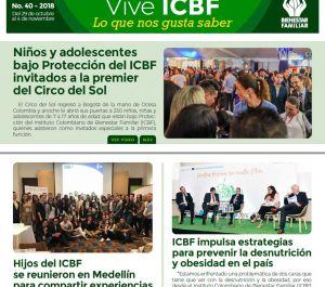 Vive ICBF No. 40