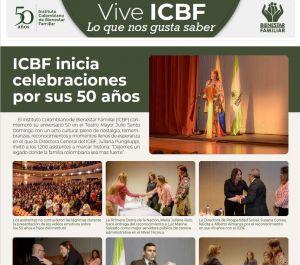 Vive ICBF Edición de Aniversario