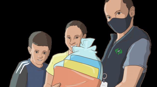 Vicente Alexander, un niño de 12 años de Villanueva, Santander, nació con una cardiopatía e hipertensión pulmonar. «Sueños que respiran» cuenta la experiencia del acompañamiento psicosocial del programa Mi Familia que recibieron él y su mamá, a partir