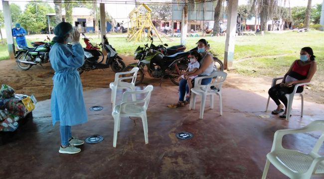 ICBF garantiza atención de niñas y niños en municipios PDET de Guaviare