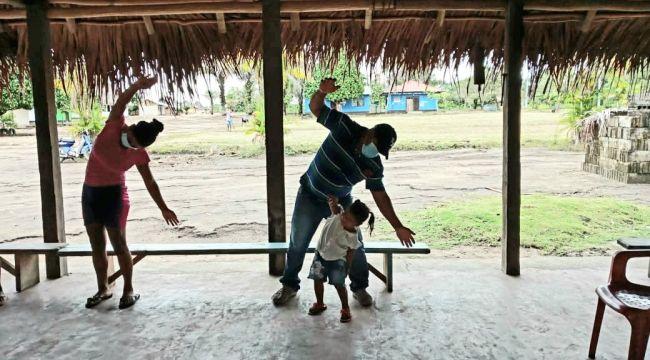 Primera infancia de Guainía regresa a la educación inicial que brinda el ICBF