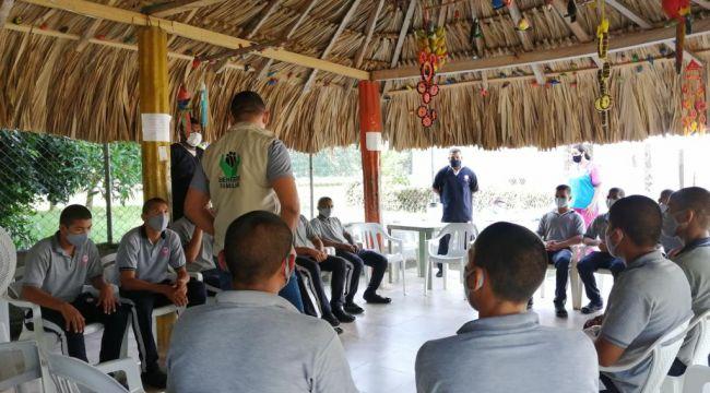 ICBF fortalece proceso educativo de adolescentes del Sistema de Responsabilidad Penal en Córdoba