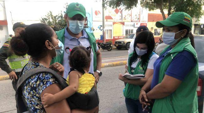 ICBF realiza jornada para prevenir el trabajo infantil en La Guajira