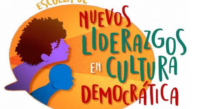 Inscríbete a la Escuela de Nuevos Liderazgos en Cultura Democrática 2021