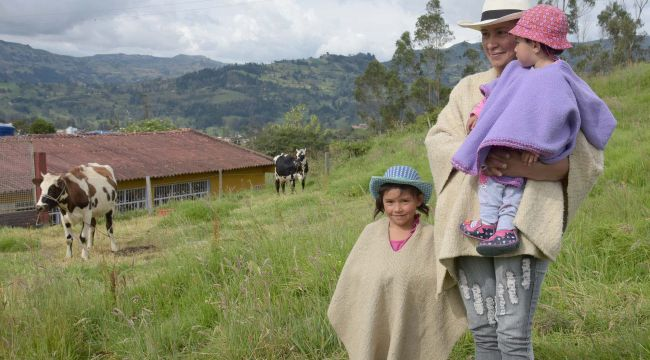 Maternidades y paternidades en la ruralidad