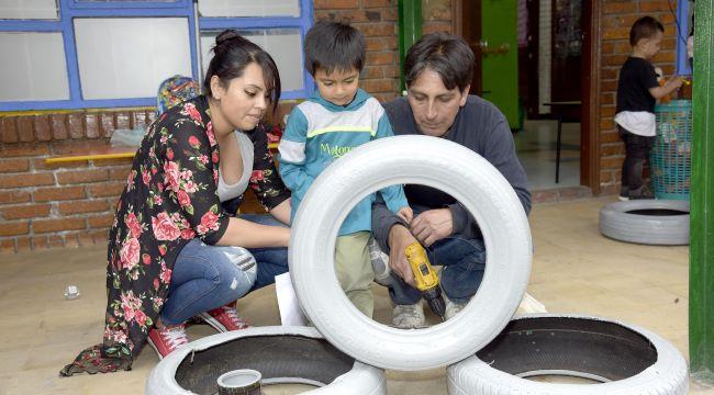 ¡Acompaña a niñas y niños durante la semana de  receso con 5 actividades fáciles y divertidas!