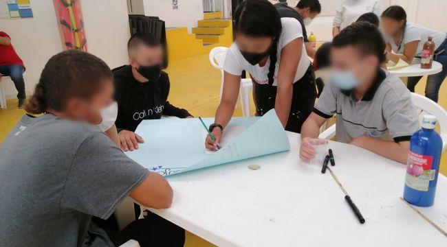 ICBF fortalece el proceso de atención de adolescentes del Sistema de Responsabilidad Penal en Risaralda