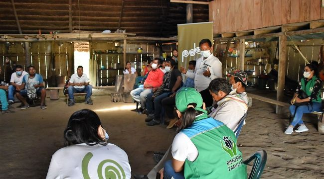 ICBF amplia convocatoria de programa Territorios Étnicos con Bienestar en Caquetá