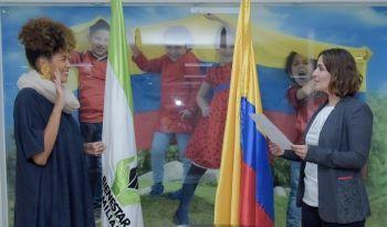 ICBF fortalece su equipo para la adolescencia y la juventud con Daniela Maturana Agudelo
