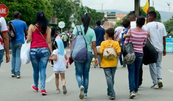 ICBF instaló primera sesión de la Mesa Estratégica de Niñez Migrante