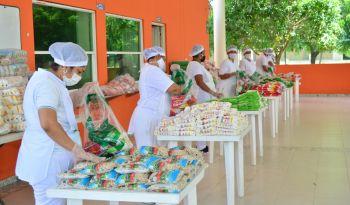 ICBF continúa llevando el componente nutricional a la primera infancia del Atlántico