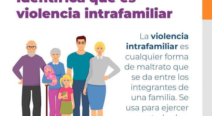 Tips para reconocer y afrontar la violencia intrafamiliar