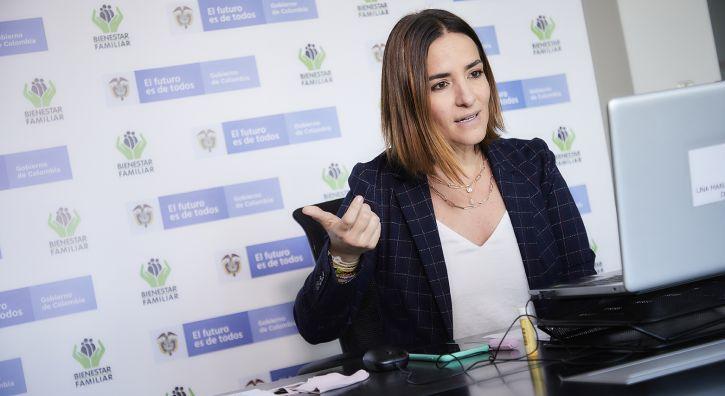 Directora del ICBF advierte sobre los efectos de la violencia en los niños, niñas y adolescentes
