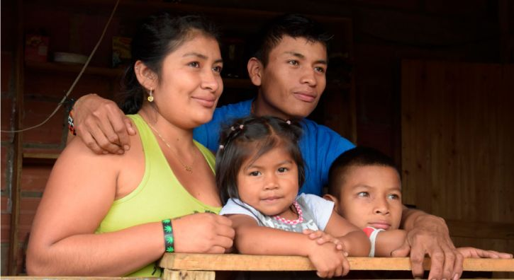imagen Familias y Comunidades