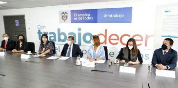 Gobierno firma gran pacto contra el trabajo infantil