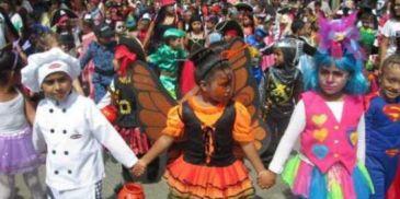 ICBF lanzó estrategia para celebrar Halloween en casa