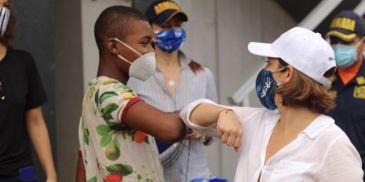 En Isla Providencia el ICBF reabrió Centro de Desarrollo infantil de primera infancia