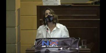 Alerta de la Cámara de Representantes por carteles de trata de personas