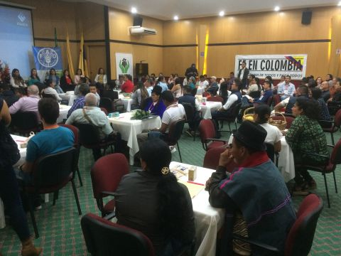 Encuentro de Compras Públicas Locales - Popayán 2019