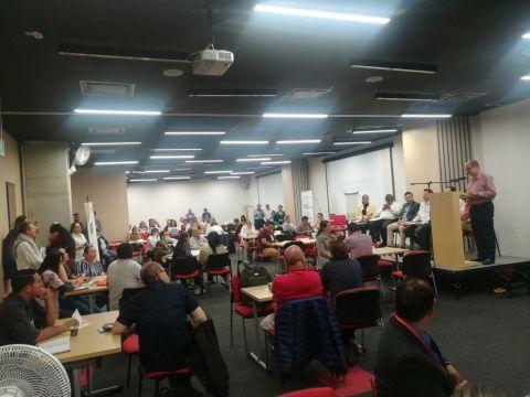 Encuentro de Compras Públicas Locales - Fusagasugá - Cundinamarca 2019