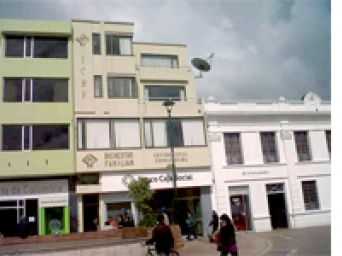 Centro Zonal Chiquinquirá