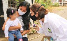 Directora del ICBF verifica el enfoque diferencial de la  atención a la niñez indígena en el Cauca