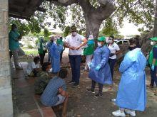 ICBF brinda atención a niñas, niños y adolescentes en situación de vida en calle en Chambacú