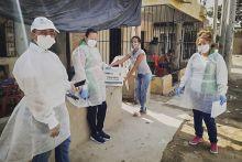 ICBF apoya a 70 familias venezolanas vulnerables en Santa Marta