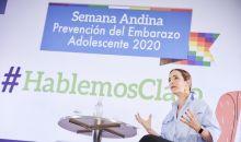Reducir el embarazo adolescente es indispensable para cumplir con los objetivos de desarrollo sostenible: Directora ICBF