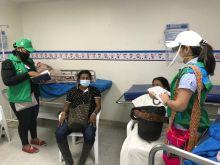 ICBF acompaña a niñas indígenas afectadas por vendaval en Magdalena
