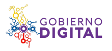 imagen logotipo de Gobierno Digital