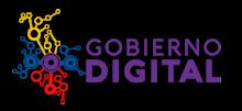 imagen logotipo de Gobierno Digital