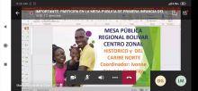 Estrategia Mis Manos Te Enseñan elogiada en Mesa Pública de Primera Infancia en Bolívar