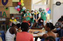 Directora ICBF recorre Providencia para verificar la atención que se brinda a niñas, niños y adolescentes