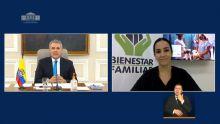 Directora del ICBF anuncia entrega de 1.700.000 canastas alimentarias en junio