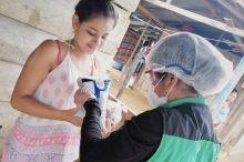ICBF ha incluido 6.600 toneladas de leche en las canastas alimentarias para las familias