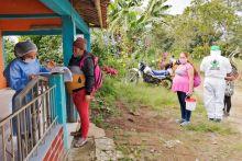 Más de 45.000 hogares recibieron las canastas alimentarias entregadas por el ICBF en Huila