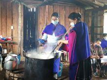ICBF promueve la identidad cultural y seguridad alimentaria de comunidades étnicas en el Huila