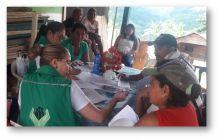 ICBF brindó atención especial a comunidades de San José de Uré y Puerto Libertador, Córdoba