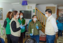 ICBF y Contraloría verifican entrega de canastas nutricionales a familias de niños atendidos en Primera Infancia