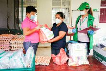 Con 26.335 canastas alimentarias distribuidos, ICBF finaliza segunda fase de entregas en Meta