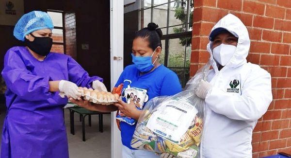 ICBF inició entrega de más de 80 mil canastas alimentarias en el Atlántico