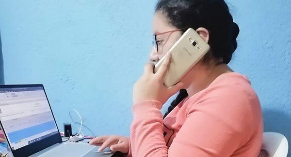 ICBF ha realizado más de 250.000 llamadas de seguimiento y orientación a familias en Boyacá