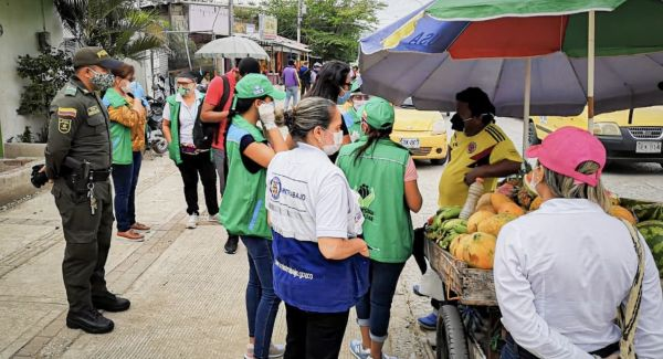 ICBF focaliza adolescentes en situación de trabajo infantil en Sincelejo, Sucre