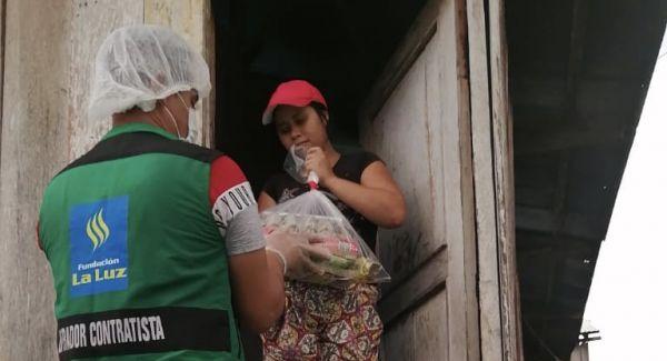 Directora ICBF anuncia inicio de entrega de canastas nutricionales reforzadas a familias en Amazonas