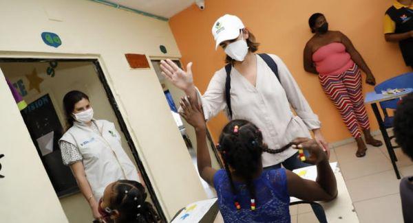 Directora del ICBF confirma traslado desde Providencia de 570 niños, niñas y adolescentes