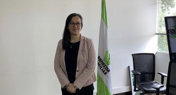 Liliana Pulido nueva directora del Sistema Nacional de Bienestar Familiar