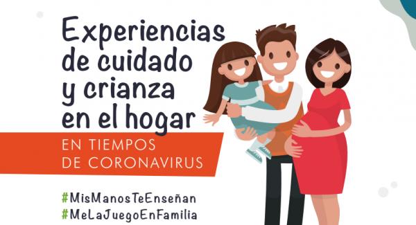 Directora ICBF presenta cartilla para el cuidado de los niños en el hogar en tiempos de Coronavirus