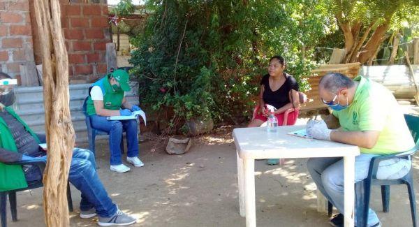 ICBF realizó más de 30 jornadas de focalización niños y adolescentes en situación de trabajo infantil en Cesar