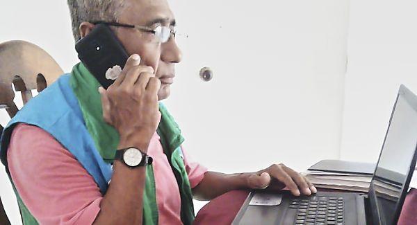 ICBF en Sucre brinda acompañamiento virtual a niñez bajo protección